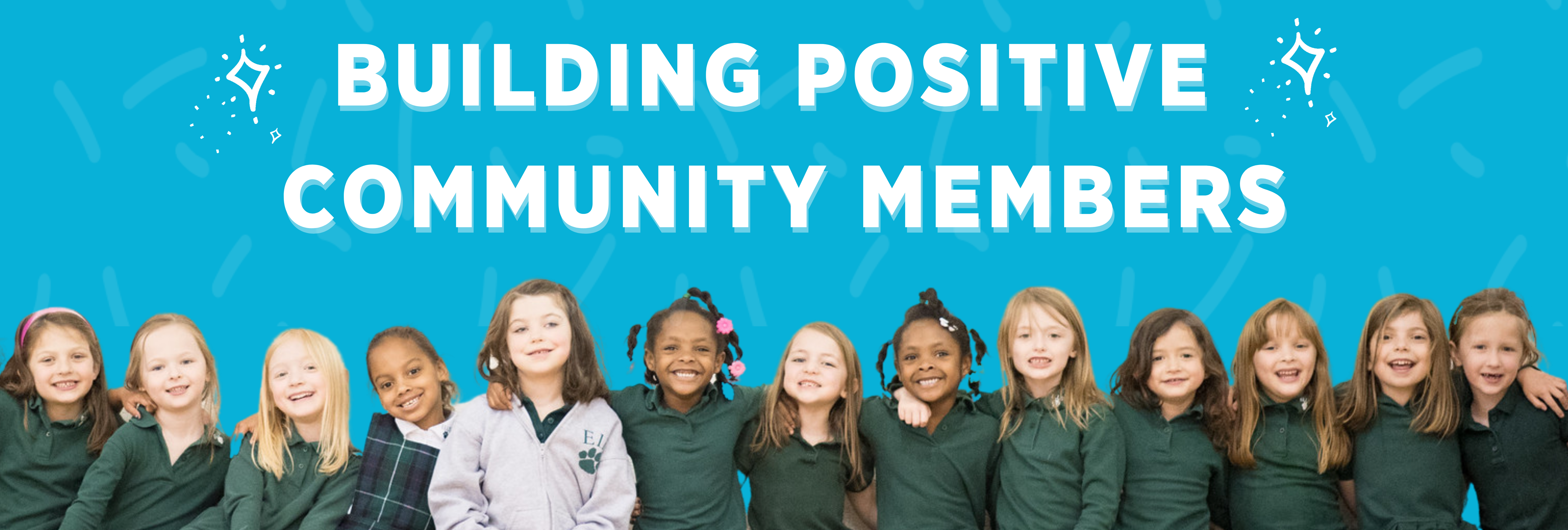 Building Positive Community Members