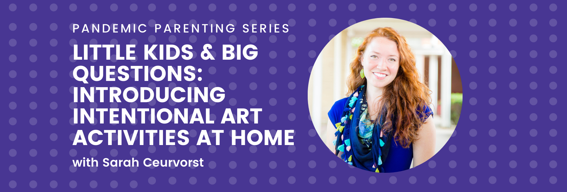 Little Kids & Big Questions: Introducing Intentional Art Activities at Home